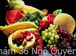 Viêm tuyến tiền liệt nên ăn gì ?