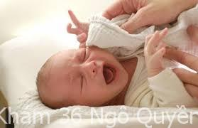 Viêm tinh hoàn ở trẻ nhỏ sơ sinh
