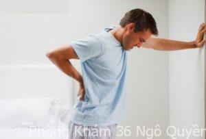 Viêm tuyến tiền liệt mãn tính