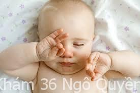 Bệnh lậu mắt ở trẻ