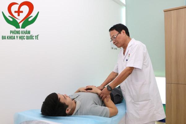 điều trị bệnh viêm tuyến tiền liệt hiệu quả