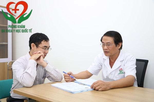 Phương pháp chữa viêm tuyến tiền liệt
