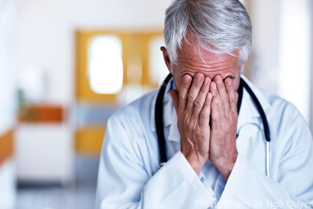 Nam giới nên điều trị viêm bàng quang sớm